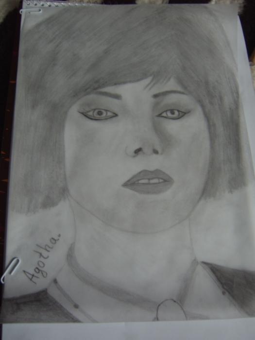 Ashley Greene by Agotha